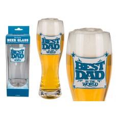 """Verre à bière """"Best Dad"""""""