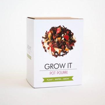 """Kit à faire pousser """" Pot pourri """""""