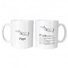 """Mug """" Papa """""""