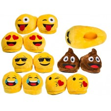 "Chaussons adultes "" Emoji """
