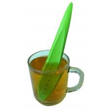 """Infuseur à thé """" Feuilles de bambou """""""