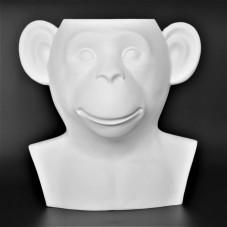 "Vase "" Tête de singe """