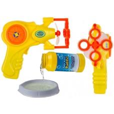 """Pistolet """" Bulles de savon """""""