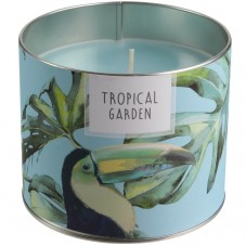 """Bougie citronnelle XXL """" Tropicale """""""