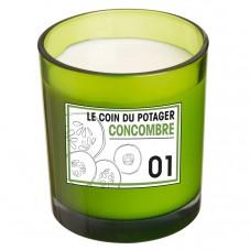 """Bougie parfumée """" Concombre """""""