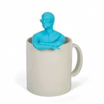 """Infuseur à thé """" Buste homme """""""