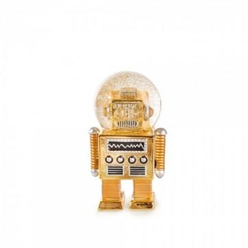 """Boule à neige """" Robot """""""