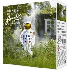 """Puzzle 1000 pièces """" Astronaute """""""