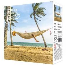 """Puzzle 1000 pièces """" Hamac sur la plage """""""