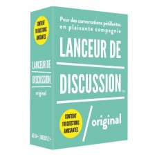 "Jeu lanceur de discussion "" Original """
