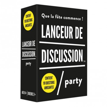 "Jeu lanceur de discussion "" Party """