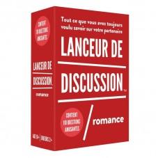 """Jeu lanceur de discussion """" Romance """""""