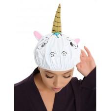"""bonnet de douche """" licorne """""""