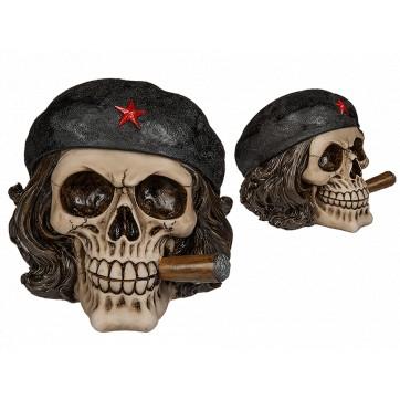 """Tirelire crâne """"Guérilla"""""""