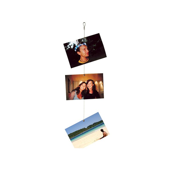 Porte photo fil magn tique goodson - Porte photo magnetique ...