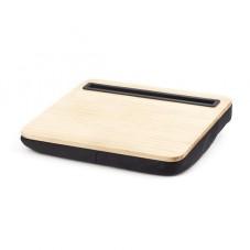 """Plateau pour tablette en bois """"Plateau coussin"""""""