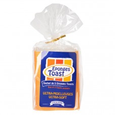 Eponges de bain Toasts