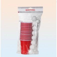 """Jeu à boire """" Bière Pong """""""