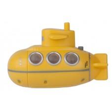 Radio de douche yellow submarine