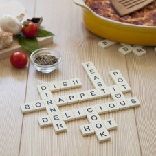 """Dessous de plat """"Scrabble"""""""