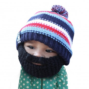 Bonnet avec barbe Kid