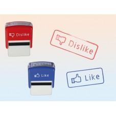 "Tampons ""Like / Dislike"""