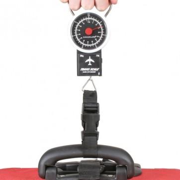 Pèse bagage mesureur