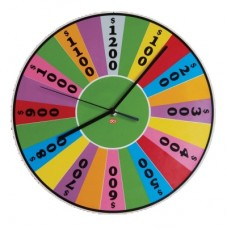 "Horloge ""Time is money"""