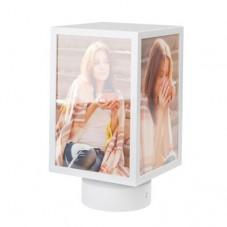 """Cadre photo rotatif  """" Cube secret """""""