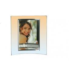 Cadre photo en verre, vertical
