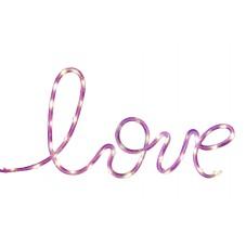 "Lampe néon ""Love"""