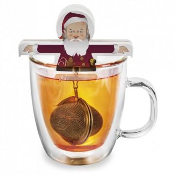 """Boule à thé """"Père Noel"""""""