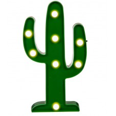 "Lampe ""Cactus"" Led"