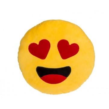 "Coussin emoji ""Coeur"""