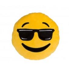 "Coussin emoji ""Cool"""
