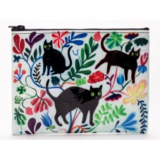 "Pochette zippée "" Here Kitty """