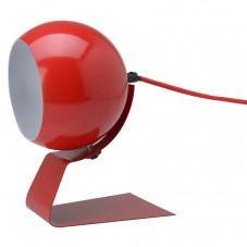 Lampe Olga rouge
